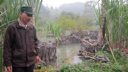 """Phát hiện suối nước nóng """"cảnh đẹp như tranh"""" ở Thanh Hóa - 2"""