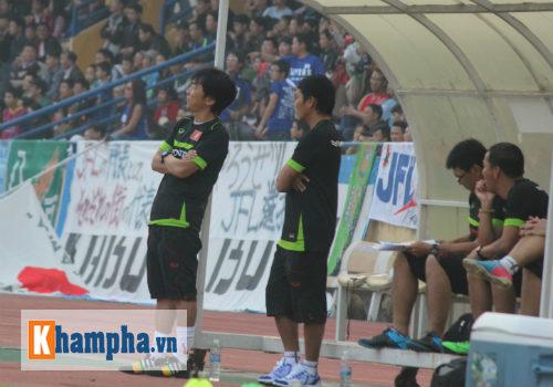 U23 VN thua tan tác trước đội hạng 4 Nhật - 7