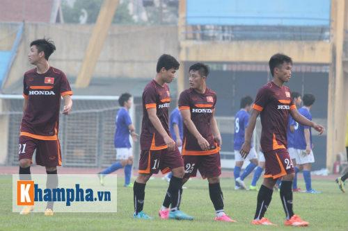 U23 VN thua tan tác trước đội hạng 4 Nhật - 9
