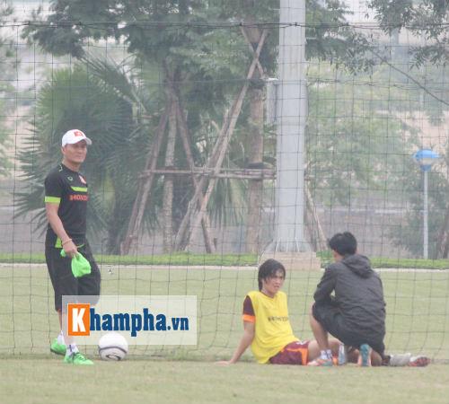 """Đi tìm bí ấn về """"nạn"""" chấn thương của U23 Việt Nam - 2"""