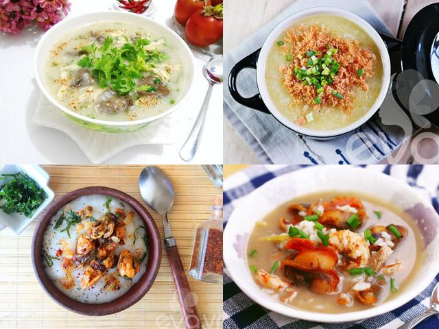 5 món cháo nóng hổi, bổ dưỡng cho bữa sáng - 1