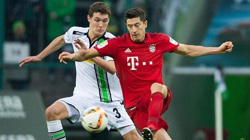 Bayern - Ingolstadt: Vô địch lượt đi - 1