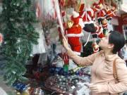 Thị trường - Tiêu dùng - Thị trường Noel: Hàng Việt chiếm ưu thế