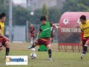 Bóng đá - U-23 Việt Nam thử nghiệm đội hình
