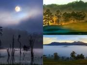 Du lịch Việt Nam - Bộ ảnh Đà Lạt đẹp ma mị trong sương mù
