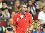 """Thể thao - Tennis ngoại hạng: """"Trai hư"""" Kyrgios tỏa sáng"""