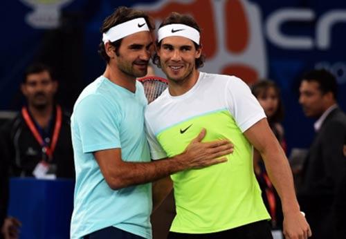 Nadal - Federer: So tài cuối năm (Tennis Ngoại Hạng) - 1