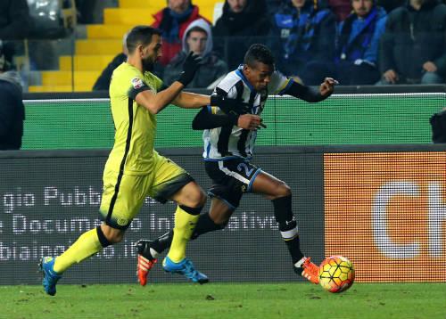 Udinese - Inter: Nghệ thuật phản công - 1