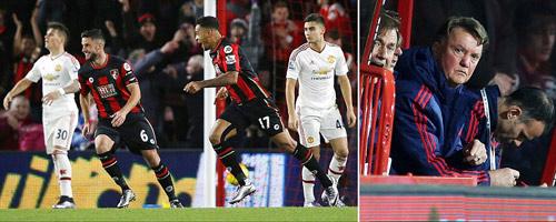 Van Gaal: MU vẫn còn cơ hội vô địch Premier League - 1