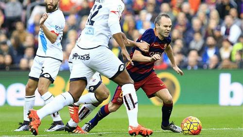 Enrique: Barca may mắn đã tránh được 1 trận thua - 1