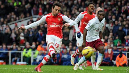 """Aston Villa - Arsenal: Học trò đấu trí với """"giáo sư"""" - 2"""