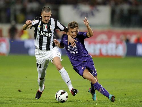 Juventus - Fiorentina: Sự trở lại của nhà vua - 1