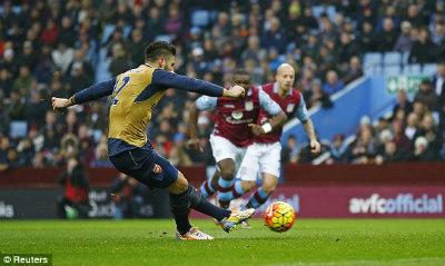 Chi tiết Aston Villa - Arsenal: Hoàn thành mục tiêu (KT) - 3