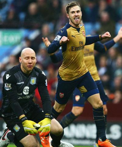Chi tiết Aston Villa - Arsenal: Hoàn thành mục tiêu (KT) - 6