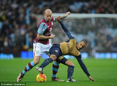 Chi tiết Aston Villa - Arsenal: Hoàn thành mục tiêu (KT) - 4
