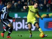 Bóng đá - Udinese - Inter: Nghệ thuật phản công