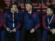 Bóng đá - Van Gaal: MU vẫn còn cơ hội vô địch Premier League