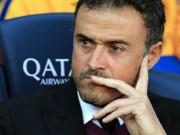 Bóng đá - Enrique: Barca may mắn đã tránh được 1 trận thua