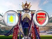 """Bóng đá - Aston Villa - Arsenal: Học trò đấu trí với """"giáo sư"""""""