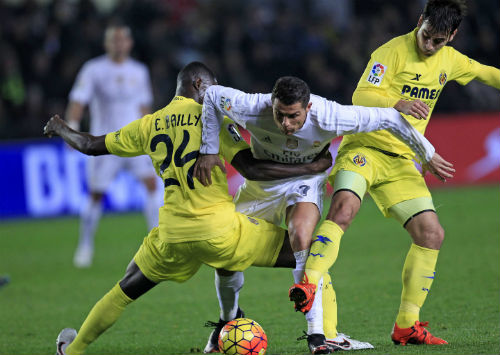 Villarreal vs Real Madrid - 1