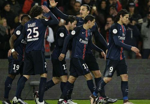 PSG - Lyon: Không hề nương tay - 1