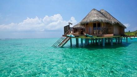 """Đại gia tranh nhau """"sắm"""" đảo ở Maldives - 1"""
