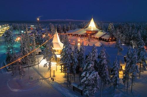 Quê hương ông già Noel- vùng đất của những điều kỳ diệu - 3