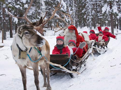 Quê hương ông già Noel- vùng đất của những điều kỳ diệu - 2