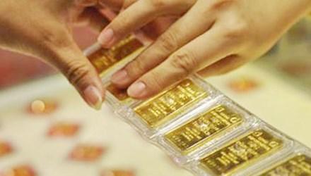 Giá vàng hôm nay (14/12) giảm nhẹ, tỷ giá chỉ còn cách trần 5 đồng - 1