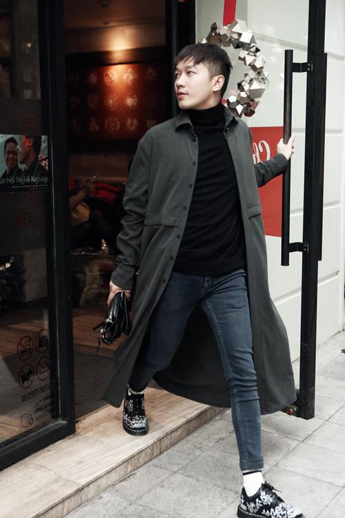 Phối đồ đông xuống phố chuẩn như stylist Lê Minh Ngọc - 2