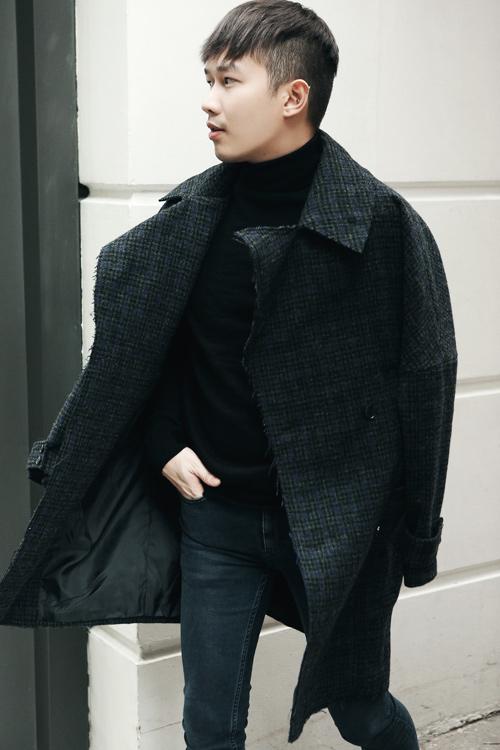 Phối đồ đông xuống phố chuẩn như stylist Lê Minh Ngọc - 4