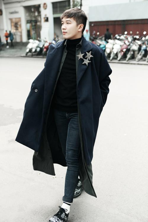 Phối đồ đông xuống phố chuẩn như stylist Lê Minh Ngọc - 6