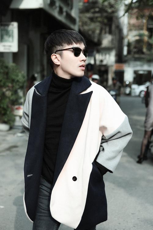 Phối đồ đông xuống phố chuẩn như stylist Lê Minh Ngọc - 9