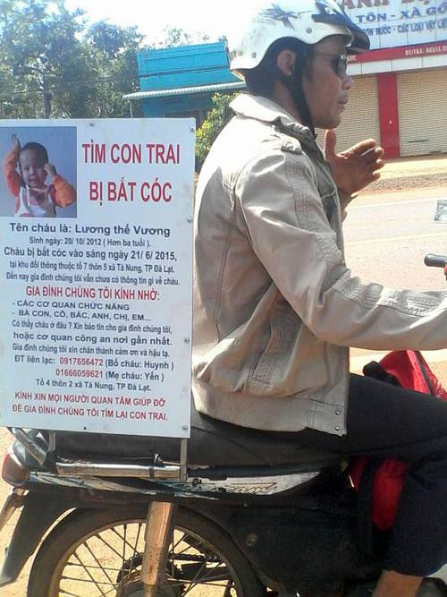Vụ bé trai mất tích sau tiếng kêu cứu: Công an vào cuộc - 2