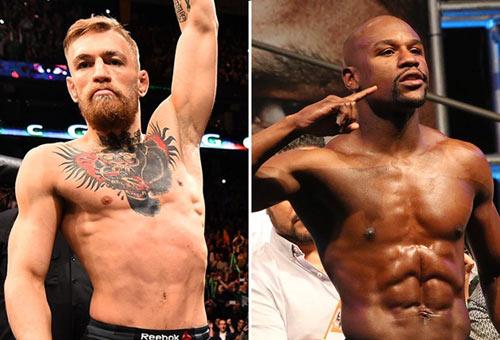 """""""Ông hoàng UFC"""" McGregor muốn vĩ đại hơn Mayweather - 1"""