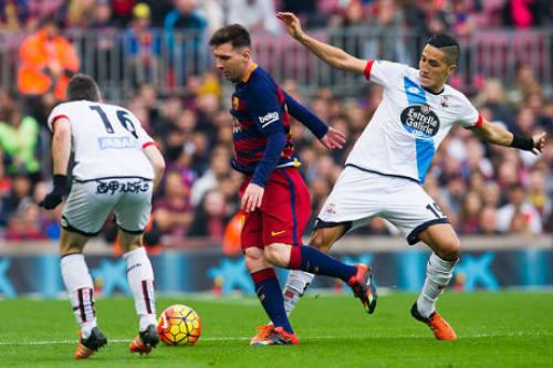 """Tiêu điểm V15 Liga: Real, Barca """"tự chết"""", Atletico hưởng lợi - 1"""