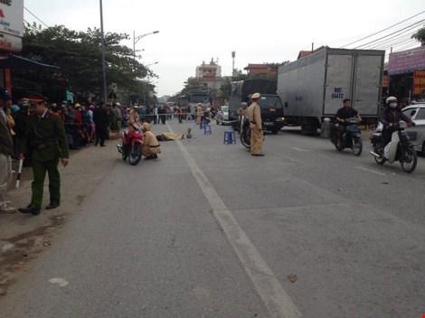 Hà Nội: Nữ sinh năm cuối bị xe buýt cán tử vong tại chỗ - 1