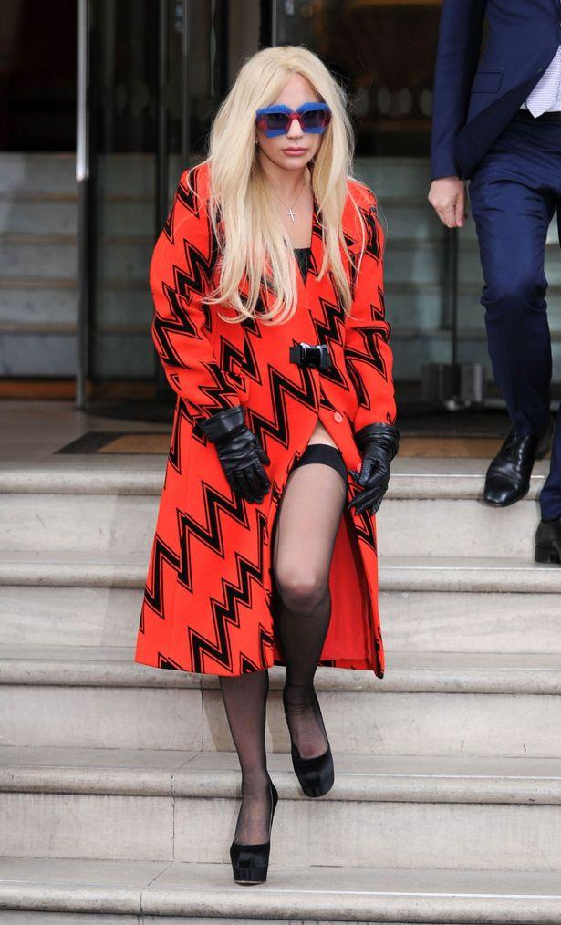 Lady Gaga kể chuyện bị kẻ xấu 'làm nhục' lúc 19 tuổi - 1