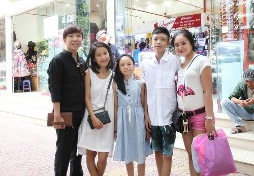Những sao nam Việt gây bất ngờ khi tuyên bố... có con - 1