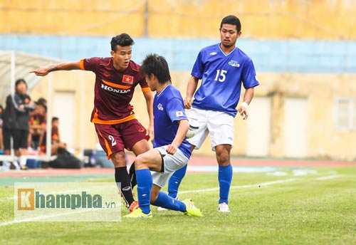 Thay nửa đội hình, U23 Việt Nam lại dưới cơ CLB Nhật - 5