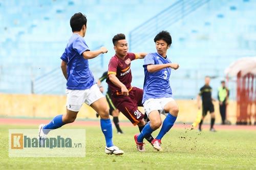 Thay nửa đội hình, U23 Việt Nam lại dưới cơ CLB Nhật - 2