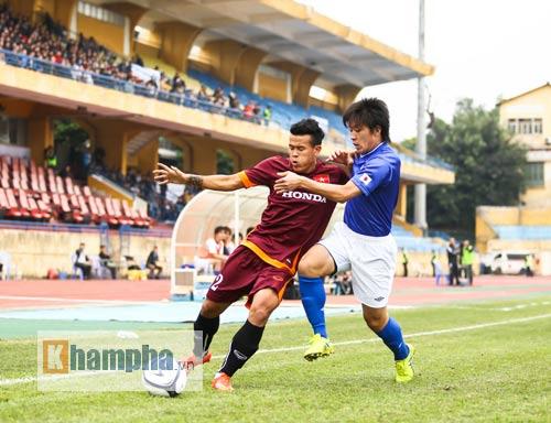 Thay nửa đội hình, U23 Việt Nam lại dưới cơ CLB Nhật - 3