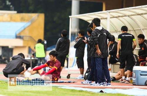 Thay nửa đội hình, U23 Việt Nam lại dưới cơ CLB Nhật - 10