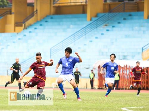 Thay nửa đội hình, U23 Việt Nam lại dưới cơ CLB Nhật - 8
