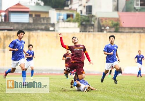 Thay nửa đội hình, U23 Việt Nam lại dưới cơ CLB Nhật - 9