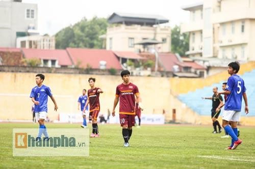 Thay nửa đội hình, U23 Việt Nam lại dưới cơ CLB Nhật - 12