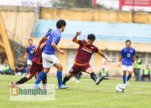 """""""U23 VN yếu nhất tuyến giữa, đá giống đội bóng Nhật"""" - 1"""