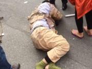 Tin tức trong ngày - Lý giải tình huống dừng xe của CSGT bị kéo lê 20m