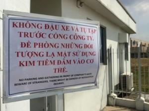 Tin tức Việt Nam - Tin mới vụ kẻ biến thái đâm kim tiêm vào 9 nữ công nhân