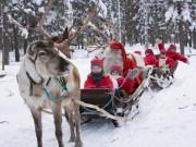Du lịch - Quê hương ông già Noel- vùng đất của những điều kỳ diệu
